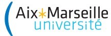 Logo Aix Marseille University
